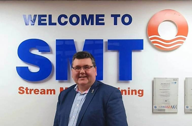 Martyn Thomas is the Chief of Staff at Stream Marine Training Ltd (SMT Ltd.)
