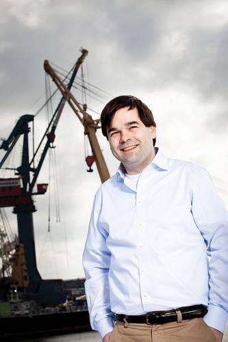 Matjin Koppert Barge Master cofounder and codirector