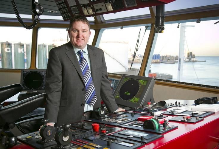 Matthew Gordon, managing director of Atlantic Offshore Rescue (Photo: Atlantic Offshore)