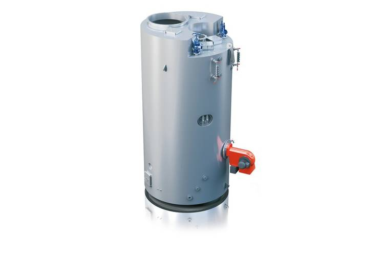MCS Exhaust Gas Boiler