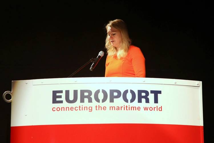 Melanie Schultz van Haegen, Minister of Infrastructure and the Environment of the Netherlands