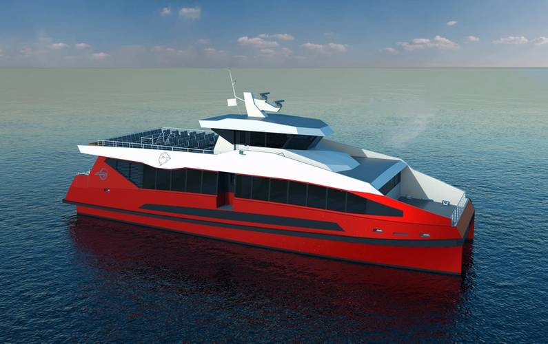 "Metal Shark's new ""Endurance PV-X"" passenger vessel lineup"