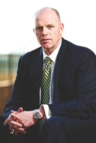 Mike Corrigan, Interferry CEO