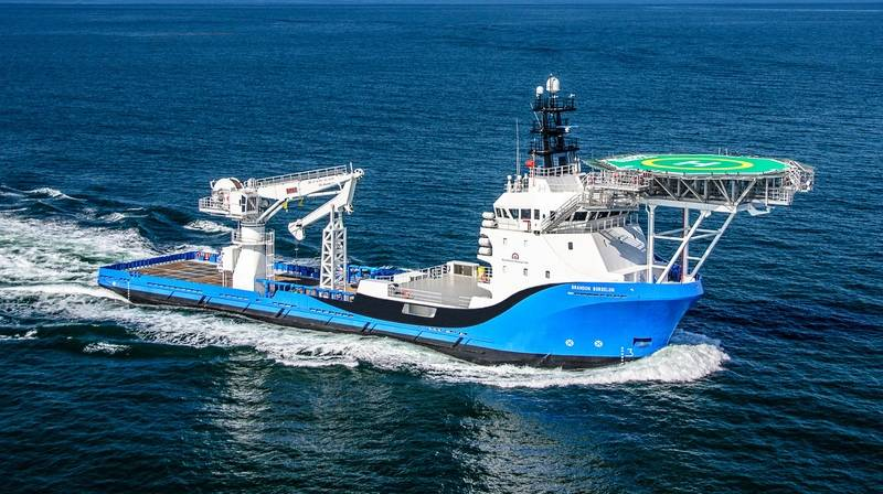 MV Brandon Bordelon (Photo: Bordelon Marine)