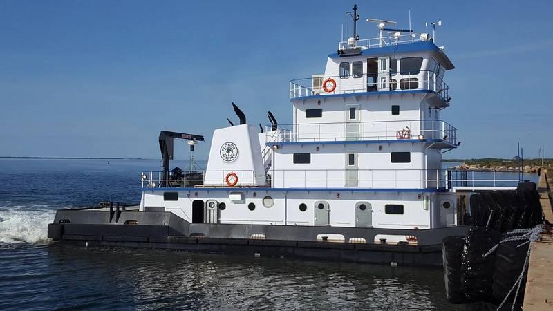 MV CULLEN PASENTINE Photo Eastern Shipbuilding