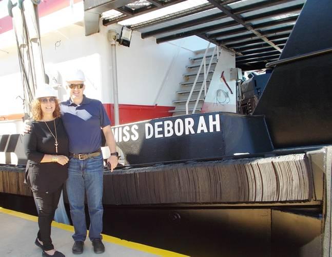 M/V Miss Deborah (Master Marine)