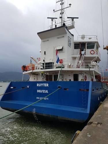 MV Ruyter (Photo: MCA)