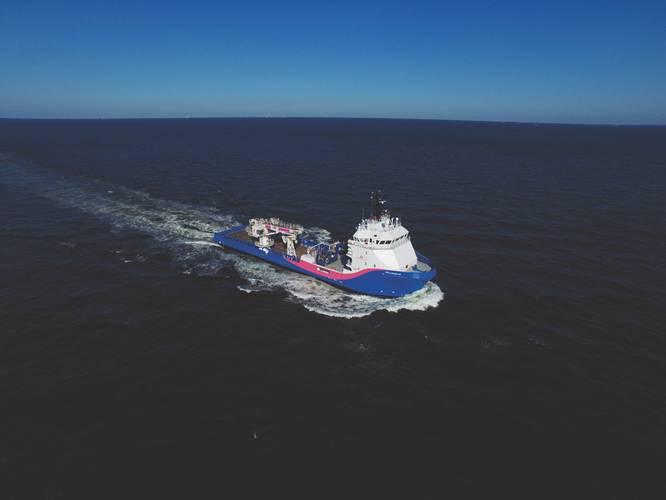 MV Shelia Bordelon