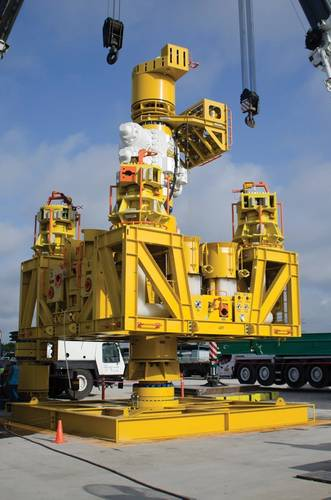 MWCC's Containment System can cap or cap and flow a deepwater well control incident in deep water.