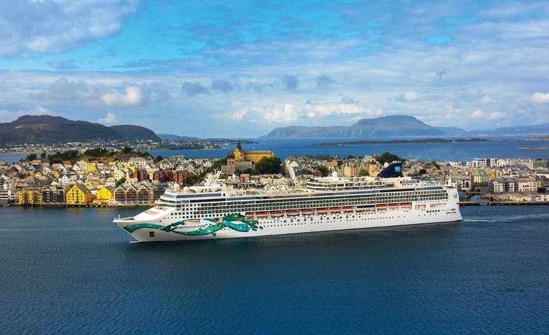 Norwegian Jade (Photo: Norwegian Cruise Line)