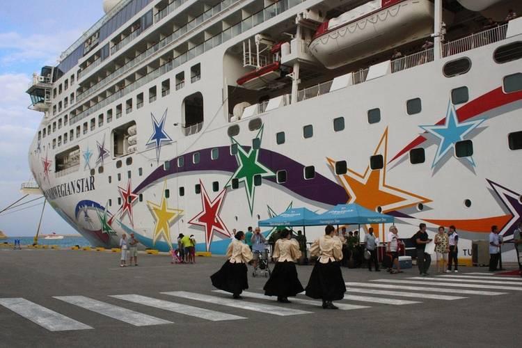 Norwegian Star (Photo: Valletta Cruise Port)