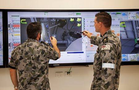 Official Opening of NTSC-R   (Photo: Australian Defense)