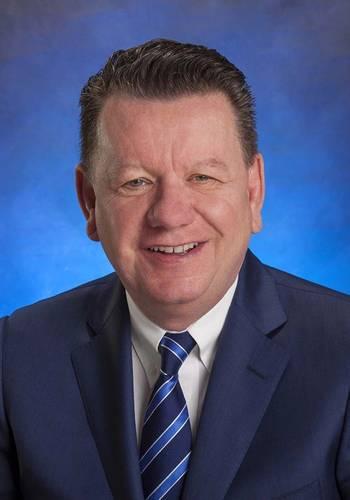 John Petticrew, Vice President, Engineering  (Photo: Seaspan)