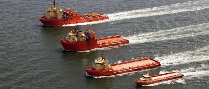 OMSA member vessels underway. CREDIT: OMSA.