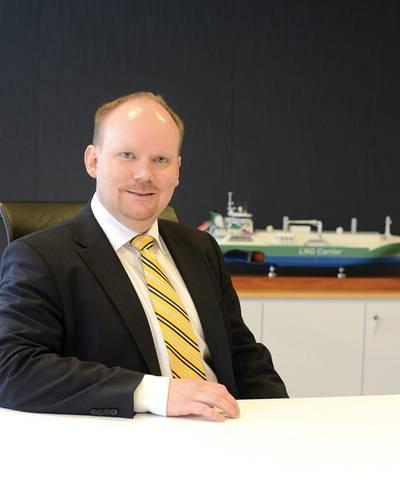 Oskar Levander, Rolls-Royce VP of Innovation