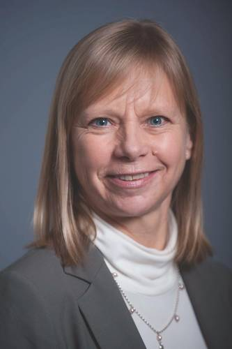"""""""Our goal is to be recognized as having the best classifications services; to be a recognized as a technology leader, and a trusted advisor."""" - Kirsi Tikka, Ph.D., Executive Vice President – Global Marine (Photo: ABS)"""