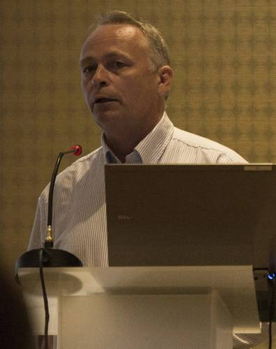 Per Thuestad, Regional Manager, DeepOcean Photo: Claudio Paschoa