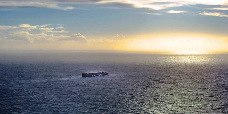 ©Philip Plisson, courtesy CMA CGM