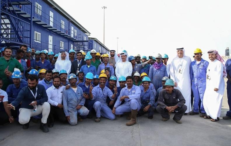 Abu Dhabi Ship Building Adds New Dry Dock