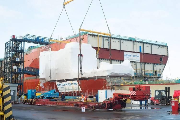 Photo: Aircraft Carrier Alliance