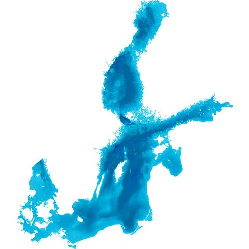 Photo: Baltic Sea Bathymetry Database