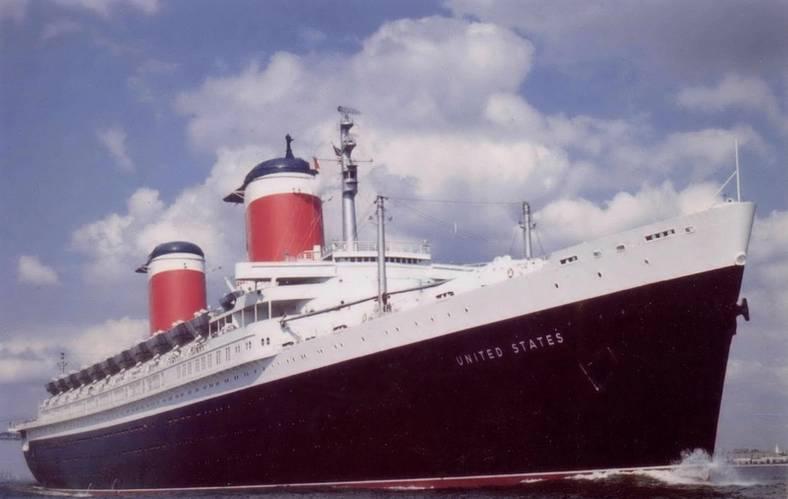 Photo: Bill DiBenedetto, courtesy of the SS United States Conservancy