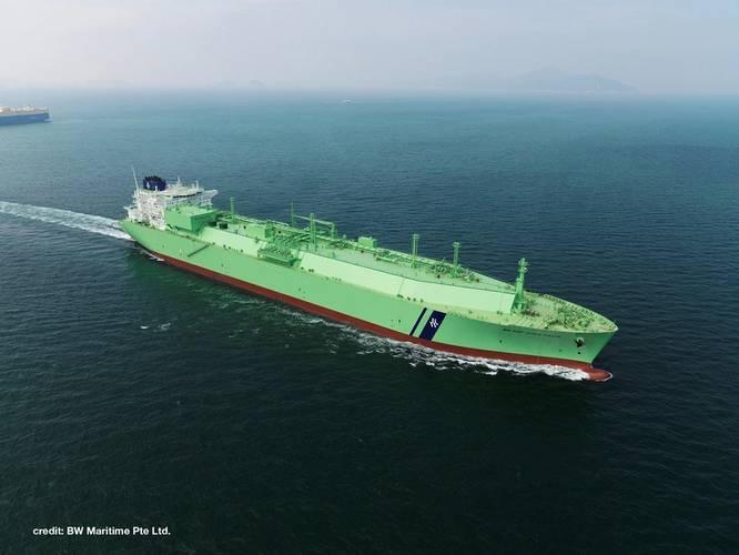 Photo: BW Maritime