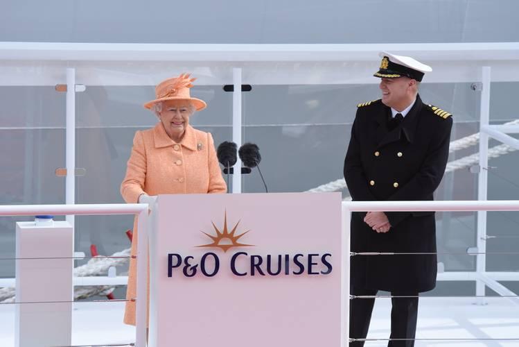 (Photo by James Morgan, © P&O Cruises)