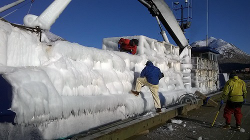 Photo: Coast Guard Marine Board of Investigation