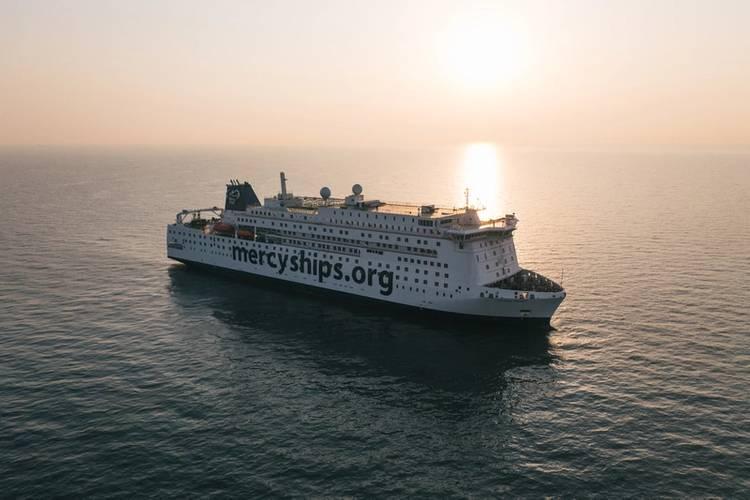 Photo courtesy Mercy Ships