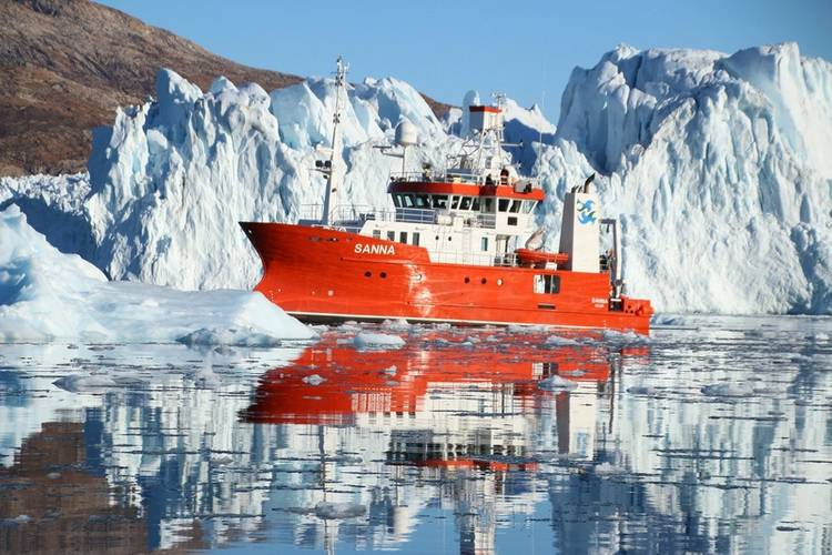 Photo courtesy of Greenland Institute of Natural Resources