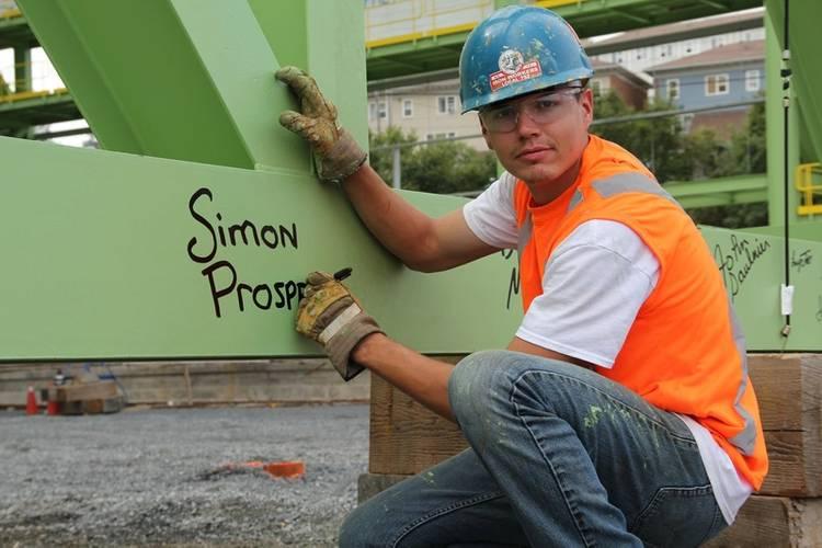 Photo courtesy of Irving Shipbuilding