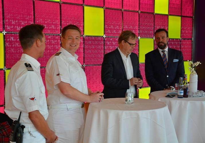 Photo courtesy of Port of Kiel
