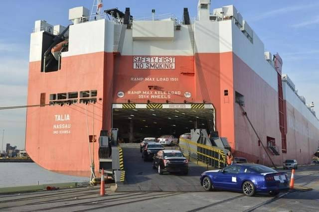 Photo courtesy of the U.S. Department of transportation