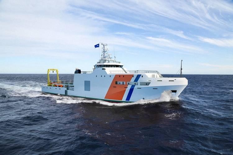 Photo: Damen Shipyards Group