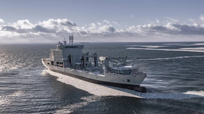 (Photo: Davie Shipbuilding)