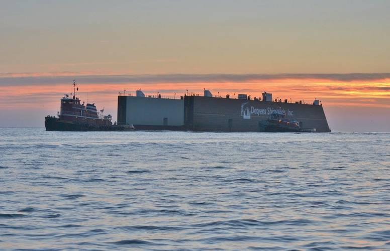 Photo: Detyens Shipyards
