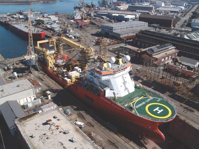 (Photo: Detyens Shipyards)