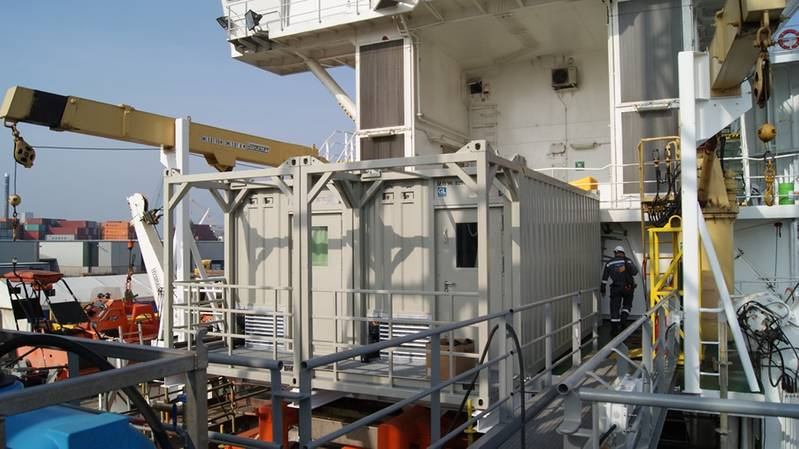 Photo: ELA Container Offshore