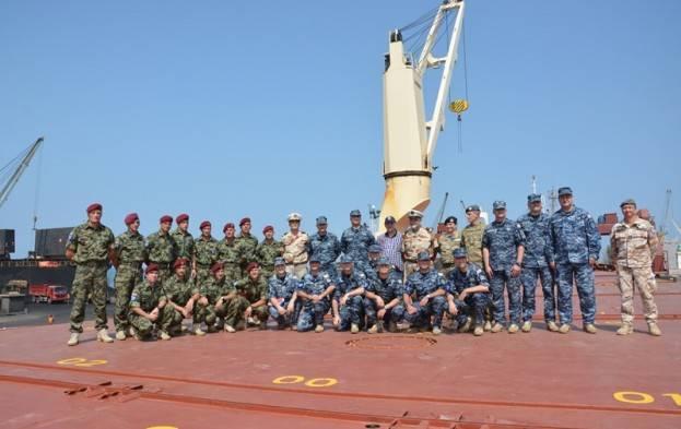 Photo: EU Naval Force