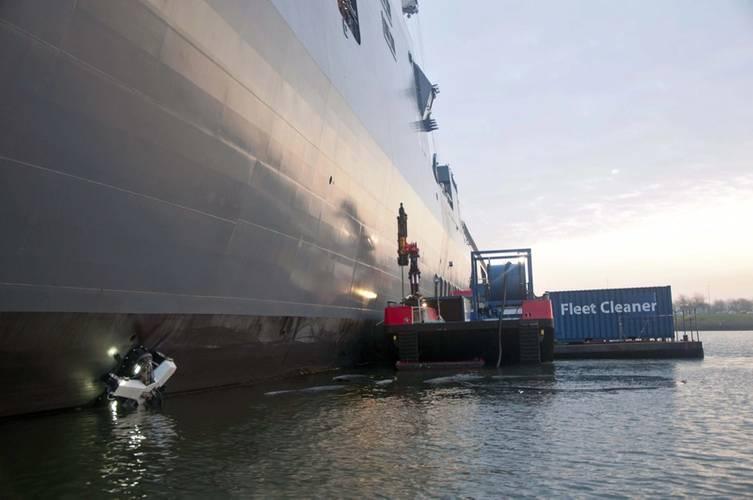 Photo: Fleet Cleaner