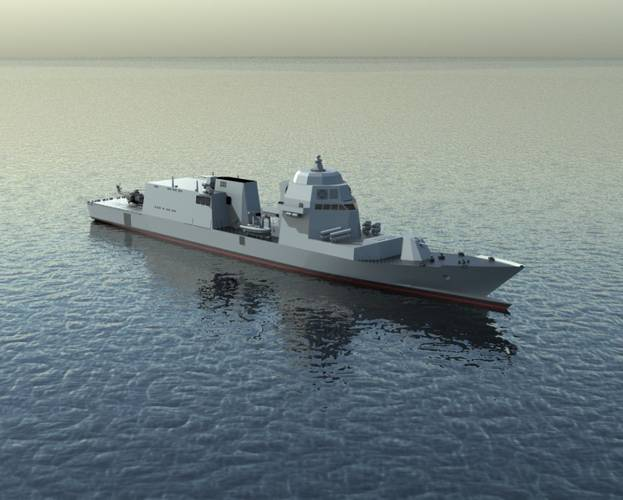 Photo: GE Marine Solution