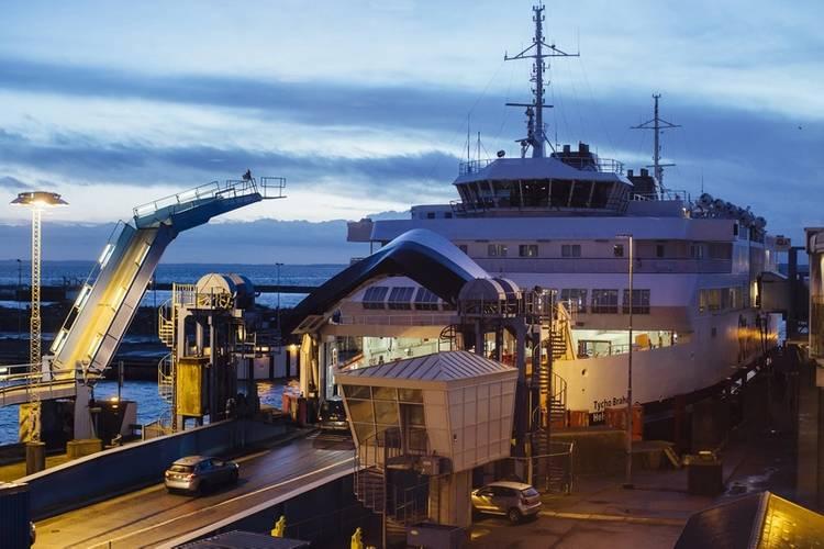 Photo: HH Ferries