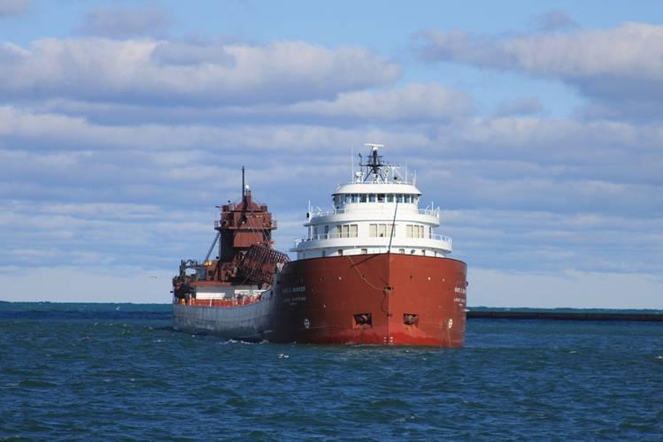 Photo: Interlake Steamship