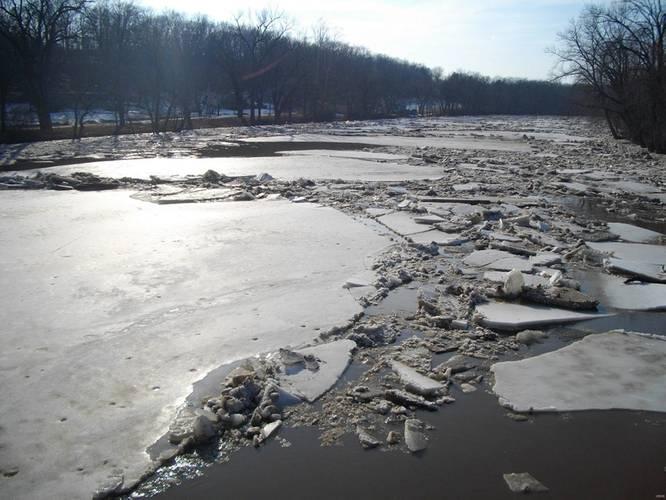Photo: Iowa Water Science Center, U.S. Geological Survey