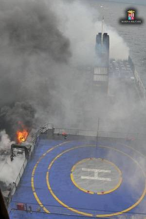 Photo: Italian Coastguard