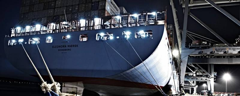 (Photo: Maersk Line)