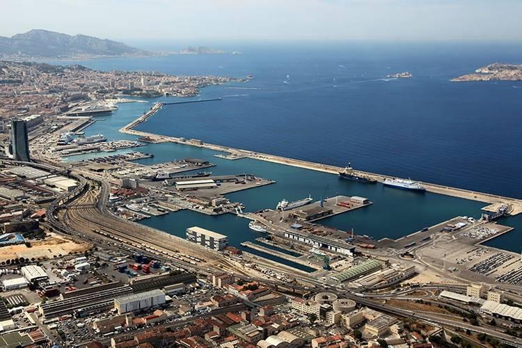 Photo: Marseille Fos