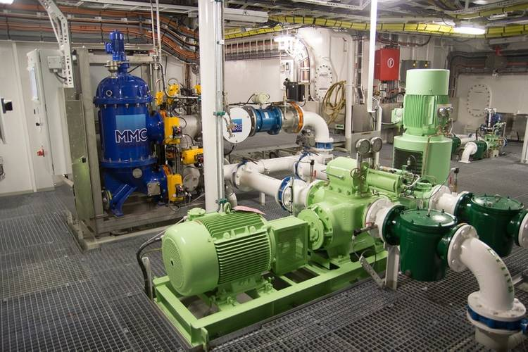 Photo: MMC Green Technology