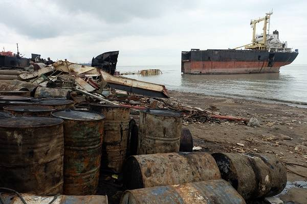 Photo: NGO Shipbreaking Platform